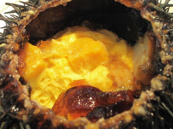 2.えびす南瓜のムース、コンソメジュレ.JPG