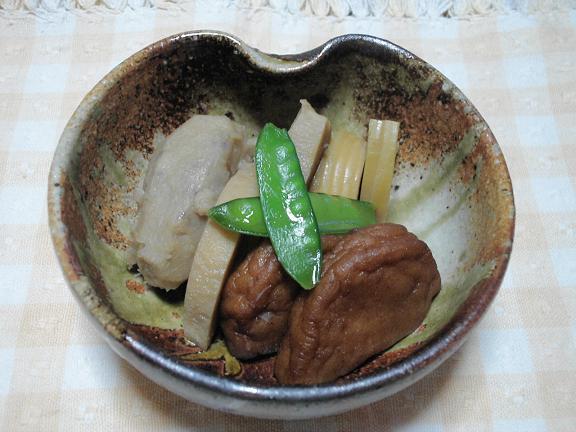 里芋と筍の煮物.JPG